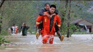 """إعصار """"هايْكوِي"""" يضرب شرق الصين ويُخلِّف 5 قتلى و4..."""