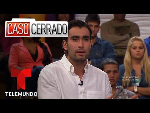El hijo de Pinocho 🚶🚶🚶🏿👧 | Caso Cerrado | Telemundo