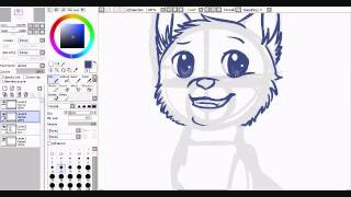 How to Draw a Cat Anime Style~