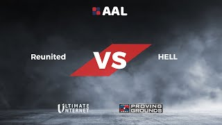 Reunited vs HELL  AAL Europe League 2020