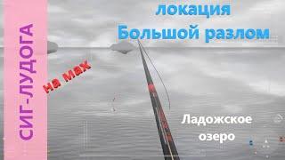 Русская рыбалка 4 Ладожское озеро Сиг лудога за буйками