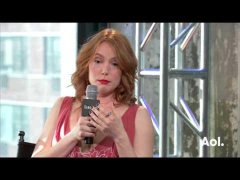 Alicia Witt On Nashville | AOL BUILD