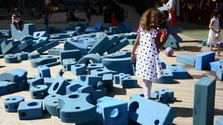Imagination Playground Build-a-thon Kickoff Event 2015!