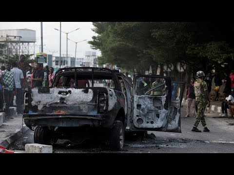Nigerians attack South African business in retaliation to xenophobic attacks