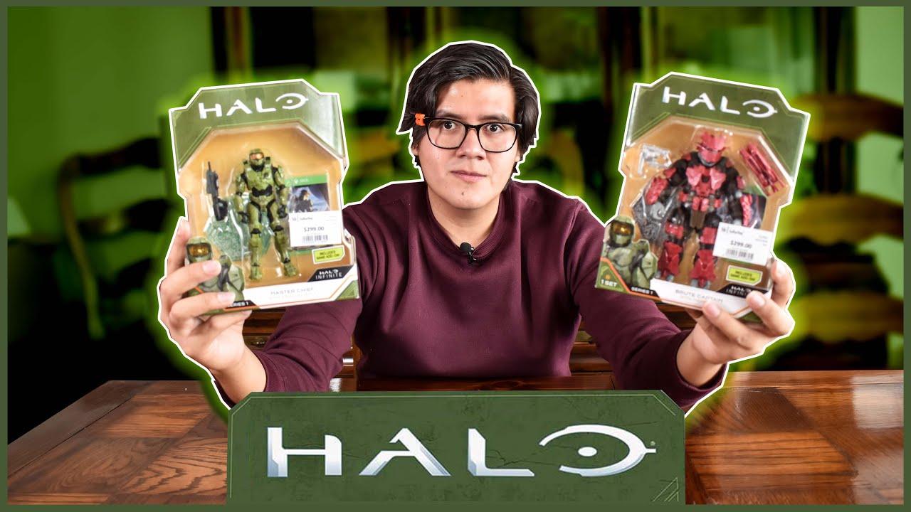 Download Abriendo las Nuevas Figuras de Halo Infinite | El tio pixel