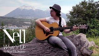 Nell - What's up cover (4 Non Blondes acoustic cover)