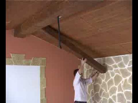 Decoraci n con paneles de imitaci n a madera de impimur - Paneles imitacion madera ...