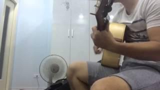 Câm lặng guitar