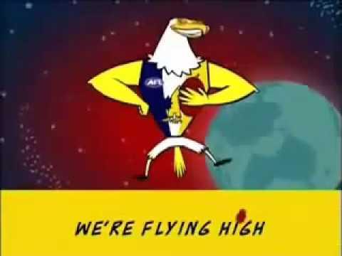 West Coast Eagles Club Song (With Lyrics)