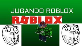 Jugando Roblox Ragdoll Engine| Tiger 269