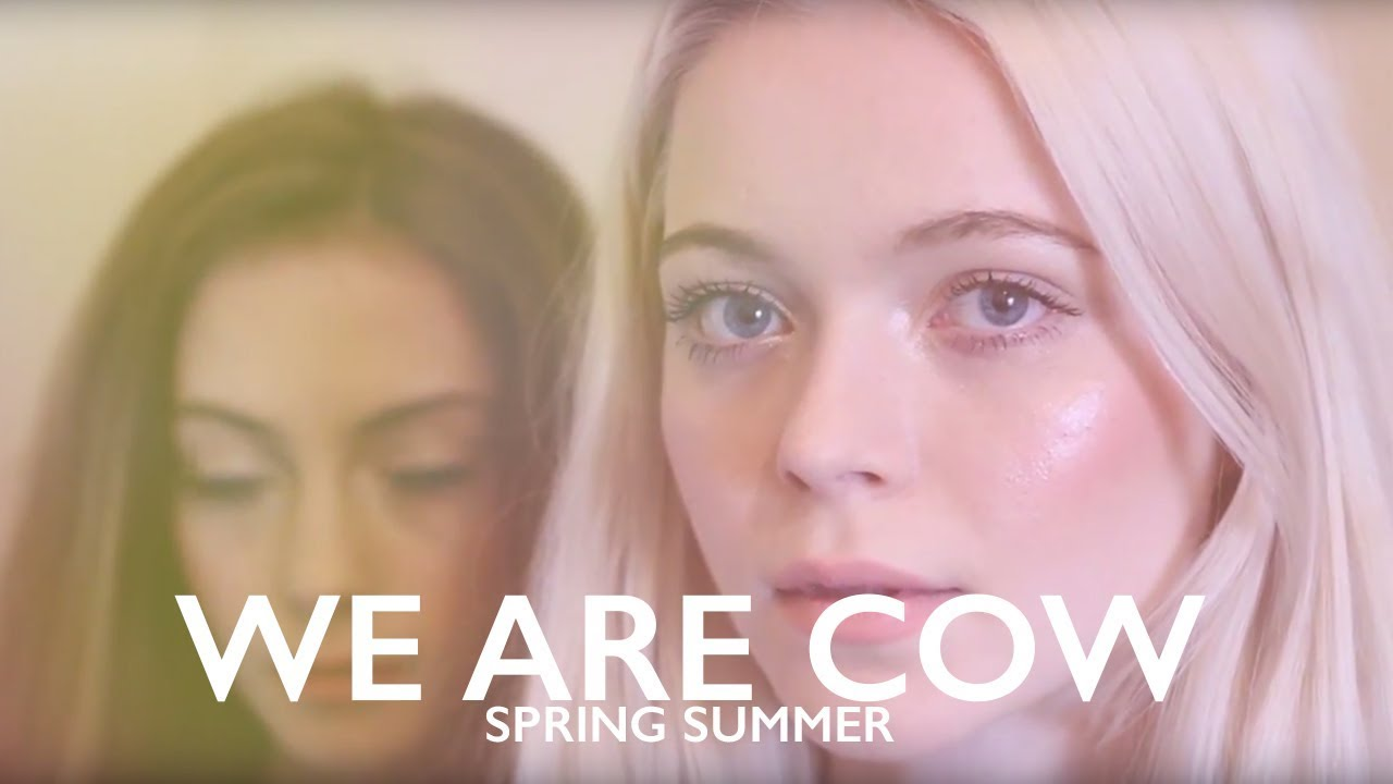 WE ARE COW Spring Summer Vintage Lookbook