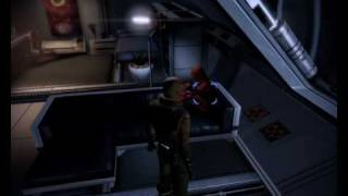 Mass Effect 2 - Kasumi Comments on Jacob, Joker, and EDI