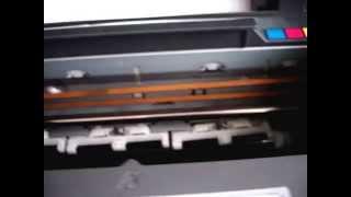 Халявный ремонт МФУ Epson Stylus CX 4900(Мфу теперь полностью работоспособно, но требует заменить синий и жёлтый катриджи, синий я заправил чуток..., 2014-07-22T20:22:02.000Z)
