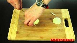 Томатный суп в мультиварке REDMOND M4502. Рецепты для мультиварки