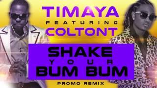Timaya Ft. ColtonT - Shake Yuh Bum Bum [PROMO REMIX]