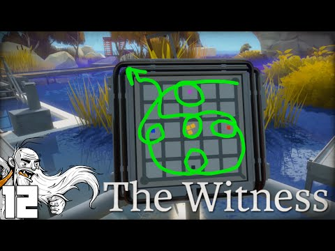 """""""BACK TO THE MARSH!!"""" The Witness Part 12 - 1080p HD PC Gameplay Walkthrough"""