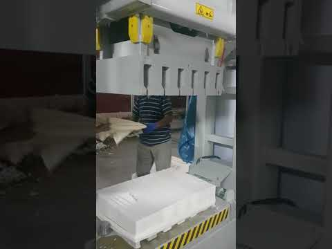Double Box Cotton Fiber Baler - Kavurlar