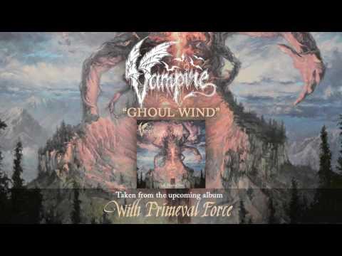 VAMPIRE - Ghoul Wind (Album Track)