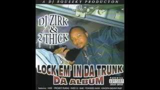DJ Zirk - Lock Em In Da Trunk (Slowed-Bass Boosted)