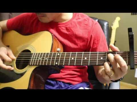 3 am Myo Gyi guitar intro lesson