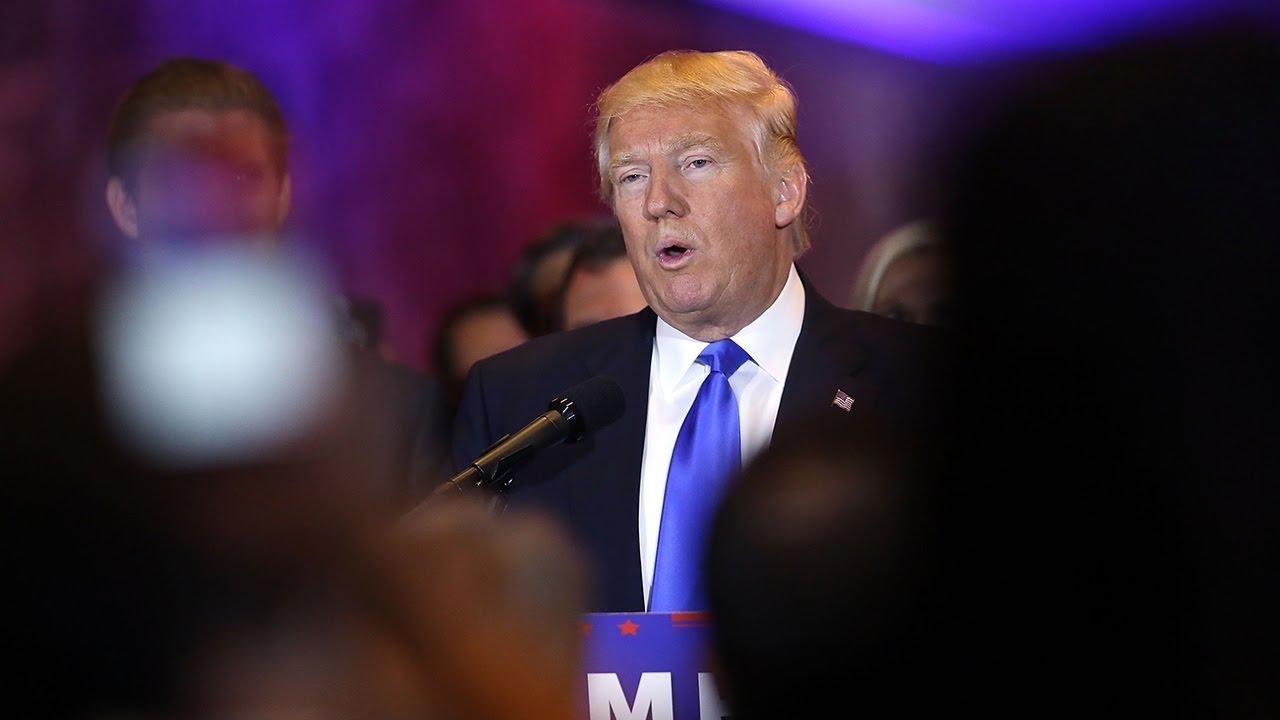 Пресс-конференция Дональда Трампа. Прямая трансляция с русским переводом
