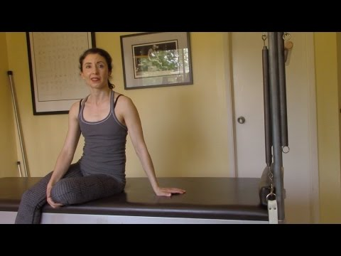 The Pilates System: Caring for a Stiff Back