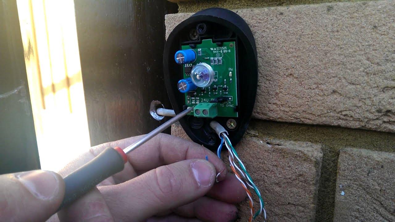 Garage Door Alarm Sensor