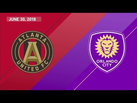 HIGHLIGHTS: Atlanta United FC vs Orlando City | June 30, 2018