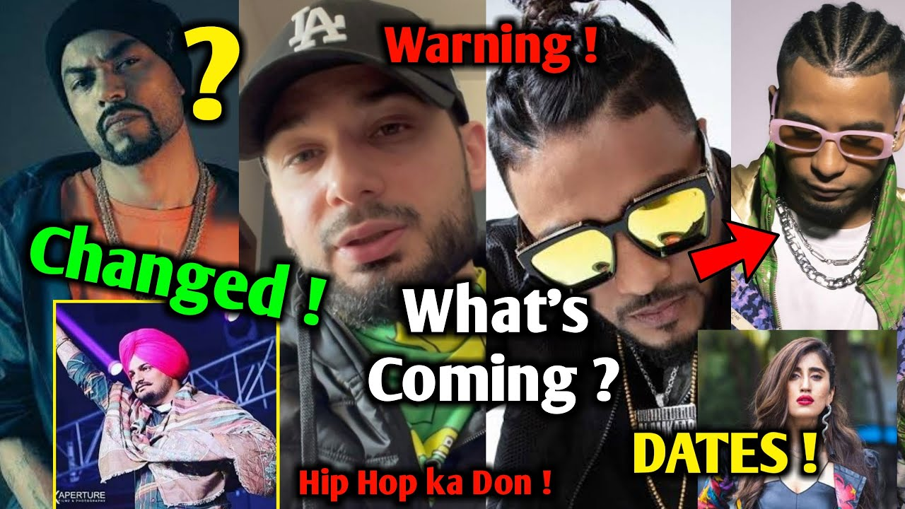 Kr$na Coming with ? Warning by Hellac | Bohemia Changed verse | Raftaar and akasa Amazon Project