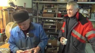 Гость из Красноярска  или  карбюратор для  сына