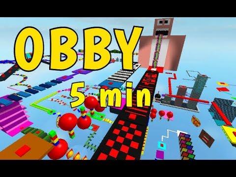 Как создать свое ОББИ в Роблоксе за 5 минут