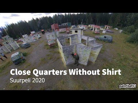 Close Quarters Without Shirt - Suurpeli 2020 shortie #2