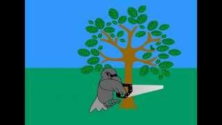Մուլտֆիլմ «Փրկենք» Մաշտոցի այգին»