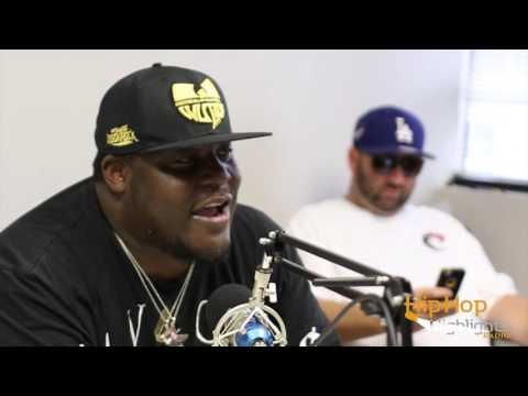 Killah Priest Interview With 7 City Legacy Radio Show (8/22/16)