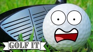 НЕПРОХОДИМЫЙ ГОЛЬФ НА ЛЬДУ - КТО ЖЕ ПОБЕДИЛ?! ► Golf It (Мини игры,Угар)