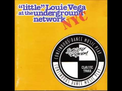 """Little"" Louie Vega at The Underground Network NYC"