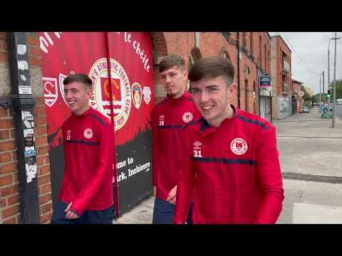Saints Ready For UEFA Youth League | Keeley, Corbally, Burns, Desmond & O'Brien Look Ahead
