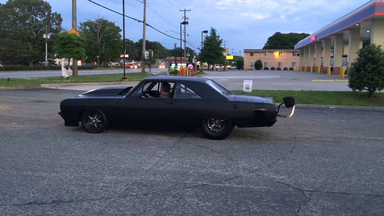 dodge dart 1969 pro street cars leaving youtube [ 1280 x 720 Pixel ]