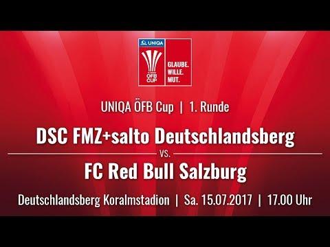 15.07.2017 / 17:00 Uhr Deutschlandsberger SC vs FC Red Bull Salzburg (UNIQA ÖFB Cup 17/18 - RD 1)