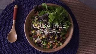 CUCKOO GABA Rice Recipes - Salad