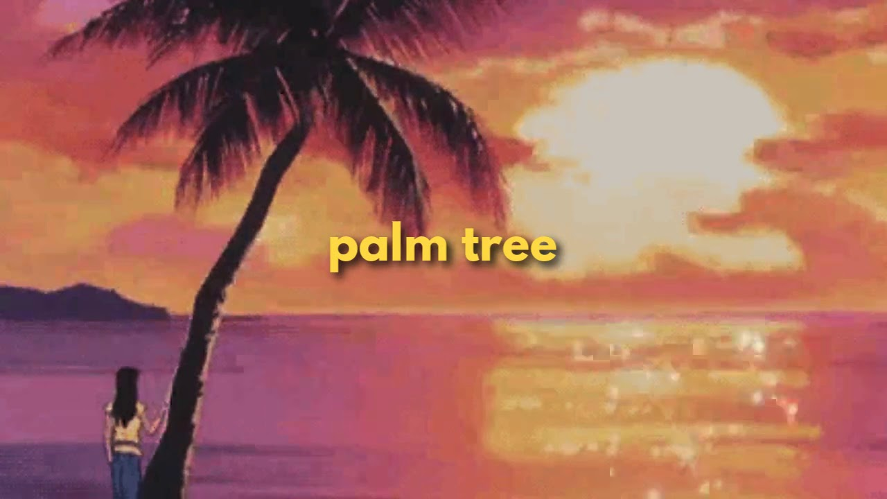 dj kutsuwada - palm tree