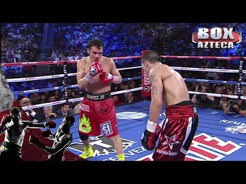 Maravilla Martínez le quitó el título a Julio César Chávez Jr.