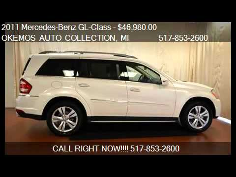 2011 mercedes benz gl class gl450 for sale in okemos mi. Black Bedroom Furniture Sets. Home Design Ideas