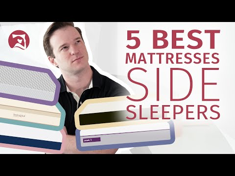 5 Best Mattresses for Side Sleepers - The Complete List!