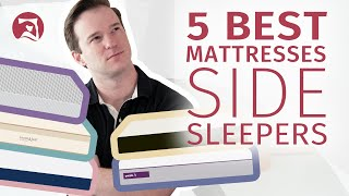 5 Best Mattresses For Side Sleepers - The Complete List! Reviews