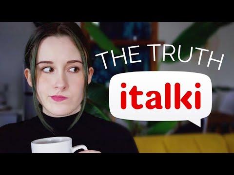 HONEST ITALKI REVIEW 2021 // 1 year on italki as a teacher + student