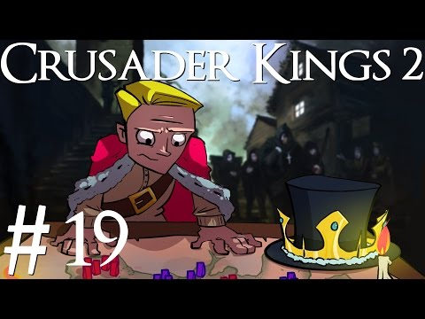 Crusader Kings 2 | The Bedouin Prince | Part 19 | Adultress