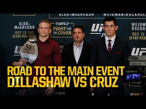 UFC Fight Night 81 Road to Main Event: T.J. Dillashaw vs. Dominick Cruz
