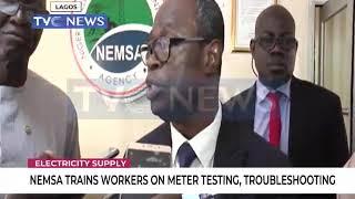 NEMSA trains workers on metering, trouble shooting