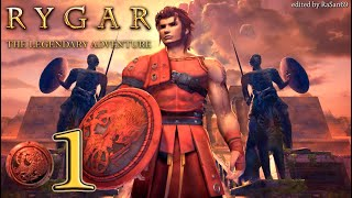 Rygar - The Legendary Adventure (PS2) walkthrough part 1
